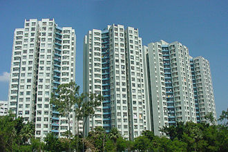 Private housing estates in Sha Tin District - Man Lai Court
