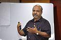 Manash Bagchi - Presentation - Technology for Museums - VMPME Workshop - NCSM - Kolkata 2015-09-08 3160.JPG