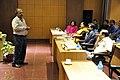 Manash Bagchi - Presentation - Technology for Museums - VMPME Workshop - Science City - Kolkata 2015-07-16 9176.JPG