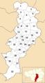 Manchester City Council Wards Numbered 2018.png