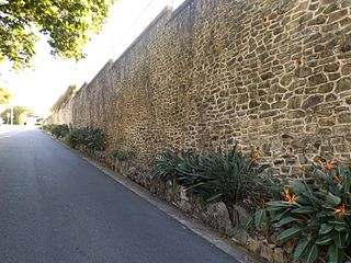 Manly Retaining Wall