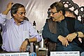 Manzoorul Islam with Kamal Abdul Naser Chowdhury - Kolkata 2016-02-02 0558.JPG