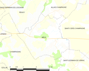 Map commune FR insee code 17233.png