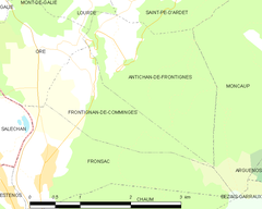 Map commune FR insee code 31200.png