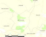 Map commune FR insee code 32188.png