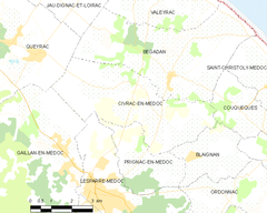 Map commune FR insee code 33128.png