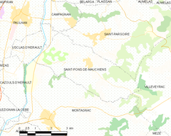 Map commune FR insee code 34285.png