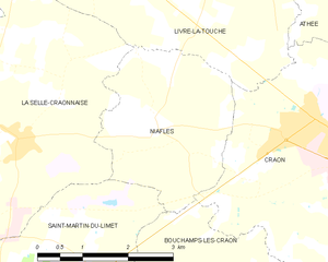 Map commune FR insee code 53165.png