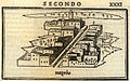 Map of Mazzorbo island - Bordone Benedetto - 1547.jpg
