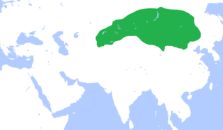 Second Turkic Khaganate Khaganate founded by the Gokturks