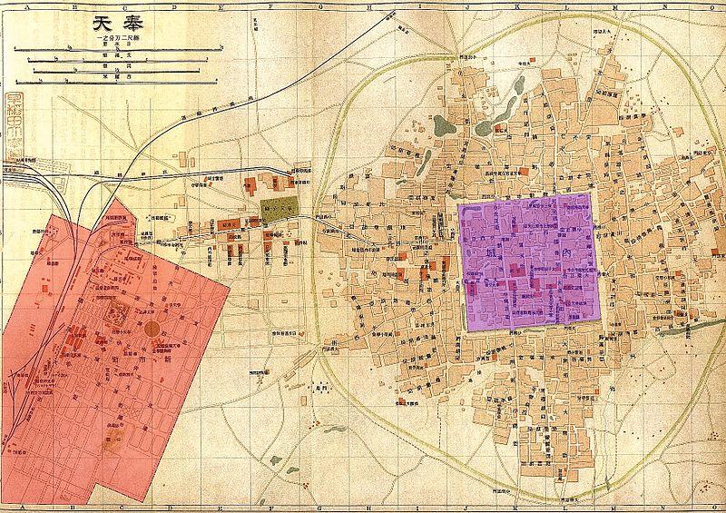 Map of Shenyang in 1919.jpg