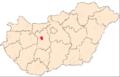 Map of Székesfehérvár.png