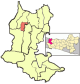 Map of kersana district brebes regency.png