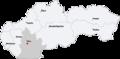Map slovakia branc.png