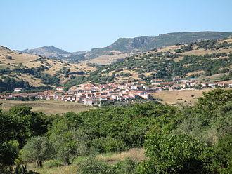 Mara, Sardinia - Image: Mara from Padria