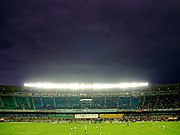 Maracanã Stadium, the temple of Brazilian sports.