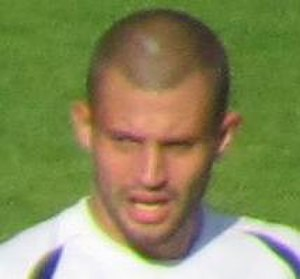 Marc Richards - Richards playing for Port Vale in 2010