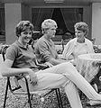 Margaret Court, Robyn Ebbern, Lesley Turner 1964.jpg