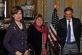 Maria Contreras-Sweet with Susana Malcorra and Francisco Cabrera 02.jpg