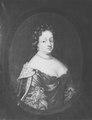 Maria Eufrosyne, 1625-87, prinsessa av Pfalz-Zweibrücken g. De la Gardie - Nationalmuseum - 14888.tif