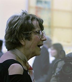 Maria Lassnig - Image: Maria Lassnig 2009