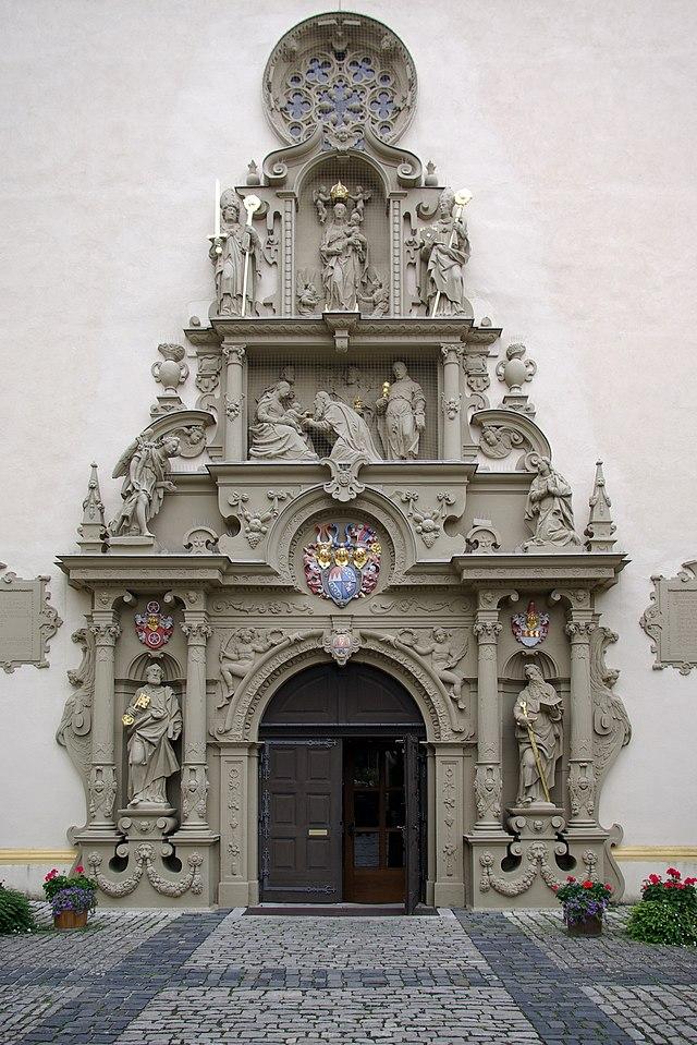Wallfahrtskirche Maria am Sand sight in Dettelbach, Germany travel ...