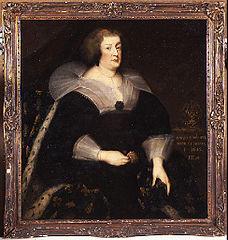 Portrait of Marie de' Medici (1575-1642)