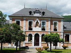 Marignac, Haute-Garonne - Town hall