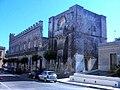 Marittima di Diso - Torre di Alfonso e Palazzo Baronale.JPG