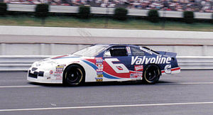 Mark Martin - Martin's paint scheme for 1996–1997.