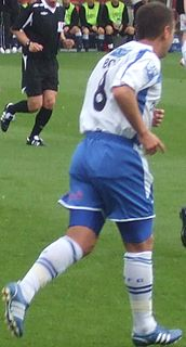 Mark Boyd (footballer) English footballer and manager