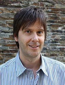 Photo de Mark Cerny en 2010