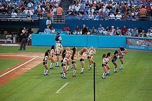 Miami Marlins - Marlins Mermaids on June 19, 2009