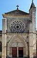 Marmande - Église Notre-Dame - Façade occidentale -2.JPG