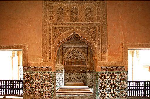 Maroc Marrakech Saadiens Luc Viatour 2