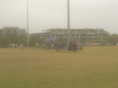 Maroochydore vs University 2014-08-16 crowd.jpg