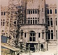 Marquette Hall construction 6 1916-1918.jpg
