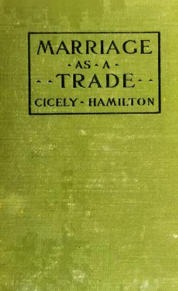 File:Marriage as a Trade.djvu