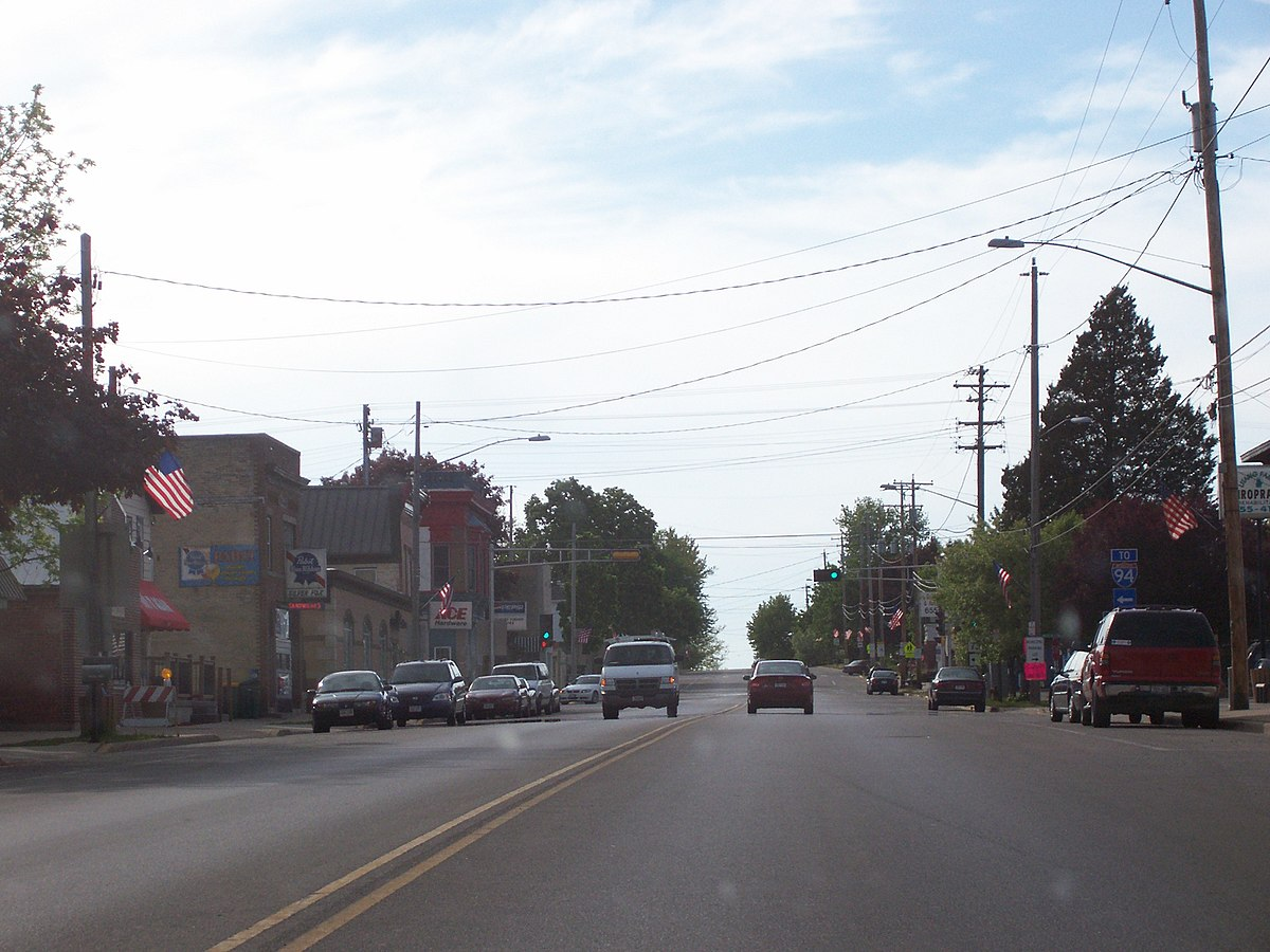 Downtown Marshall