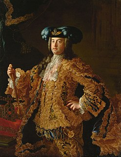 Francis I, Holy Roman Emperor 18th century Holy Roman Emperor from the Habsburg-Lorraine house