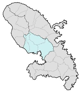 Arrondissement of Fort-de-France - Image: Martinique arr fortdefrance