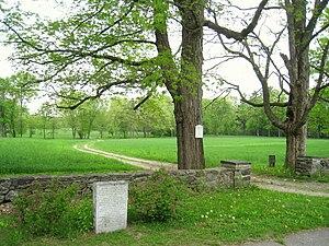 Mary Rowlandson - Site of Rowlandson's capture (Lancaster, Massachusetts)