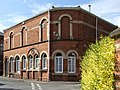 Masonic Hall, Banks Street-Stonewell Row, Horncastle - geograph.org.uk - 1709927.jpg