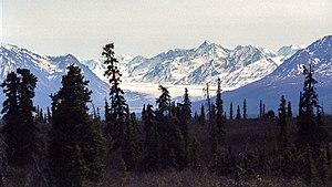 Matanuska Valley, Matanuska Glacier