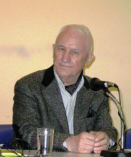 Matija Bećković Serbian writer
