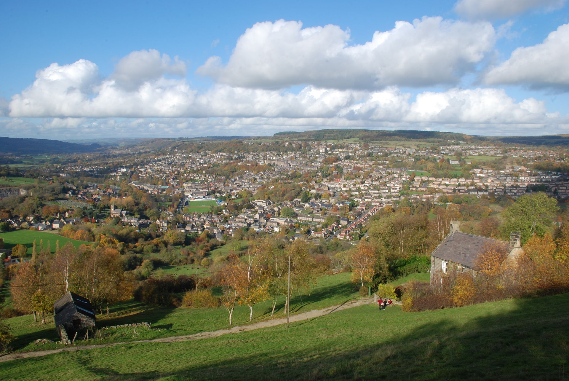 Derbyshire Dales Wikipedia Wolna Encyklopedia