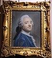 Maurice Quentin de La Tour, autoritratto con gala di pizzo, pastello, 1750 ca. 01.JPG