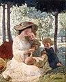 Max Bohm - Springtime in France (1922-23).jpg