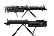 Maxim maching gun IMG 6372-6379
