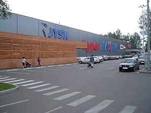 """Imanta - """"Maxima"""" mall in Imanta"""
